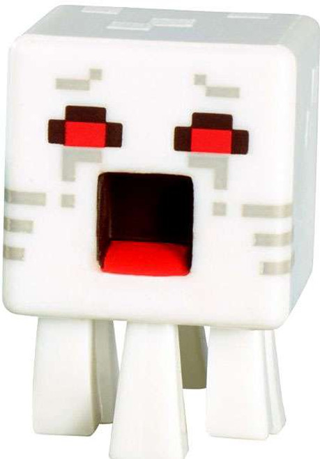 Minecraft Netherrack Series 3 Ghast 1-Inch Mini Figure [Loose]