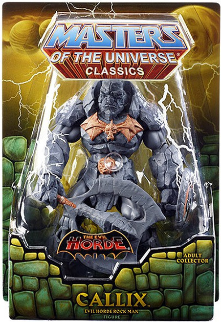 Masters of the Universe Classics Callix Exclusive Action Figure