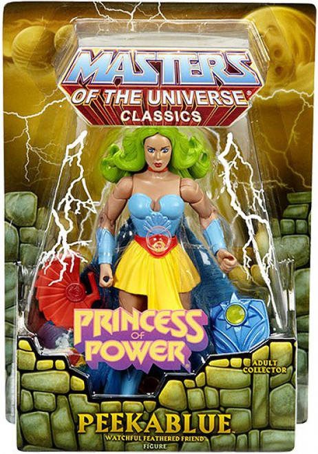 Masters of the Universe Classics Peekablue Exclusive Action Figure