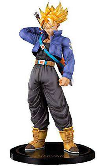 Dragon Ball Z Figuarts ZERO Super Saiyan Trunks Statue [Standing]