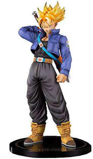 Dragon Ball Z Figuarts ZERO Super Saiyan Trunks Statue [Standing]