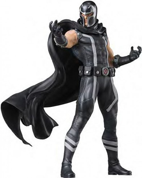 Marvel Now ArtFX+ Magneto Statue [Black Costume]