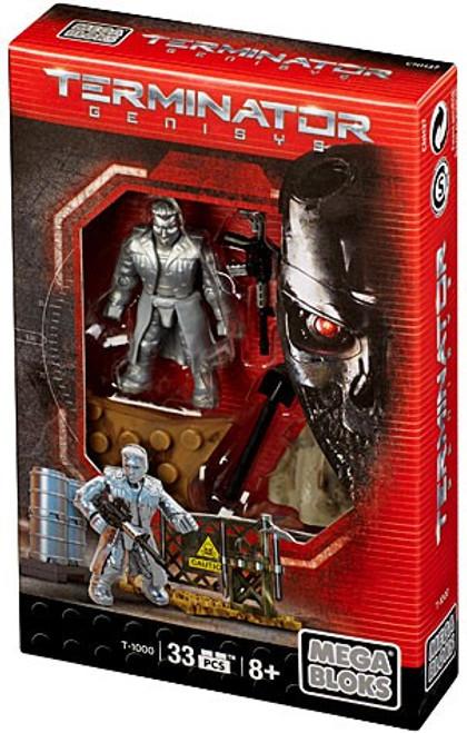 Mega Bloks Terminator Genisys T-1000 Set #38206