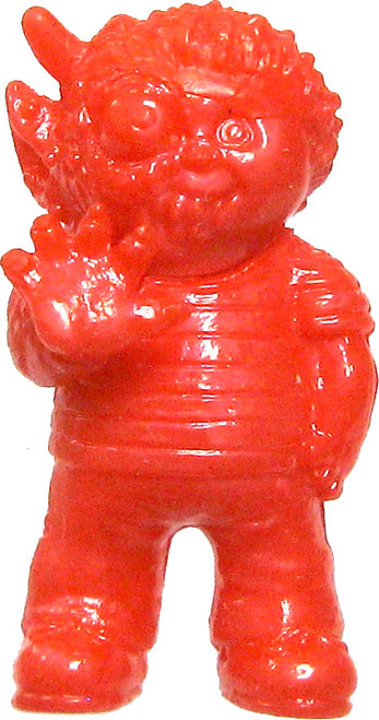 Garbage Pail Kids Topps MiniKins Series 2 Semi Colin 1-Inch 1:3 Minifigure #23 [Red]