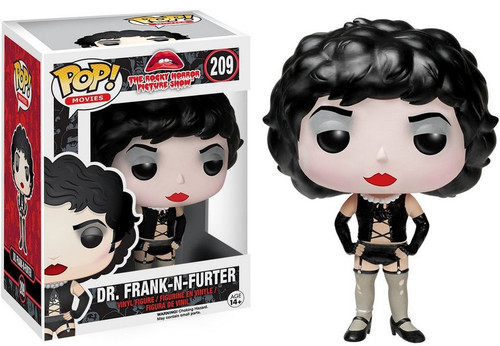Funko The Rocky Horror Picture Show POP! Movies Dr. Frank-N-Furter Vinyl Figure #209