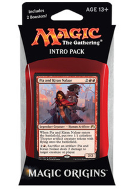 MtG Trading Card Game Magic Origins Assemble Victory Intro Deck
