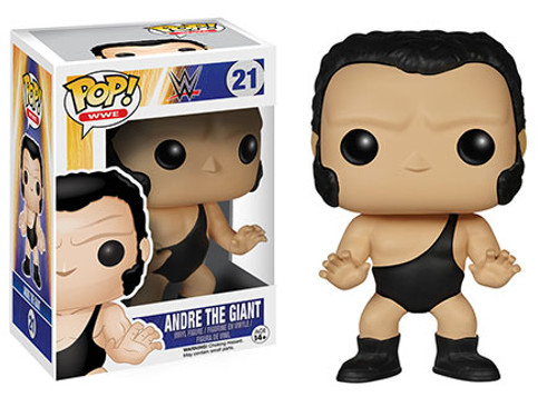 Funko WWE Wrestling POP! Sports Andre the Giant Vinyl Figure #21