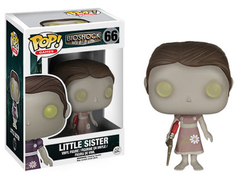 Funko Bioshock POP! Games Little Sister Vinyl Figure #66