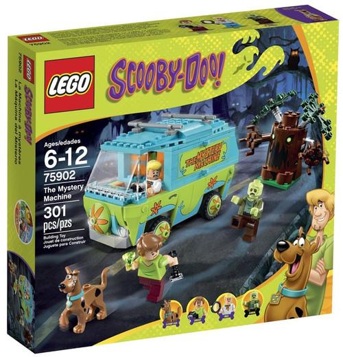 LEGO Scooby-Doo! The Mystery Machine Set #75902