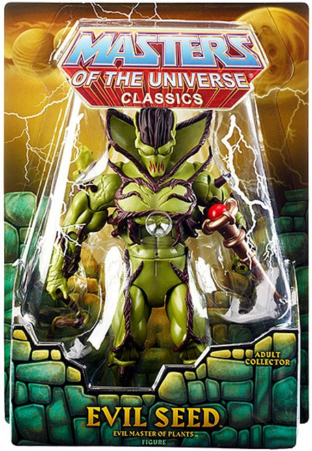 Masters of the Universe Classics Evil Seed Exclusive Action Figure