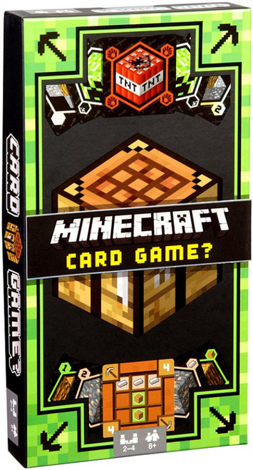 Minecraft Card Game Card Game