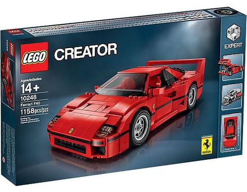 LEGO Creator Ferrari F40 Set #10248