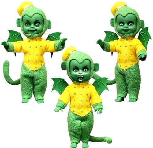 Living Dead Dolls The Flying Monkeys of Oz Exclusive Doll 3-Pack