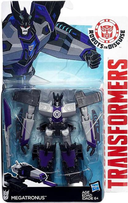 Transformers Robots in Disguise Megatronus Warrior Action Figure