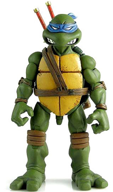Teenage Mutant Ninja Turtles Mondo Leonardo Deluxe Figure
