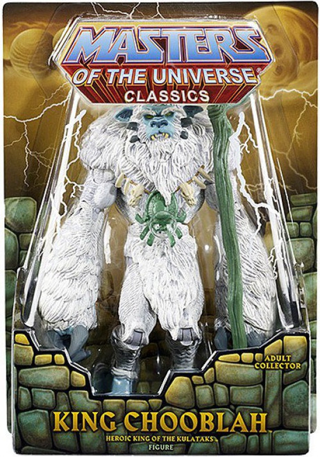 Masters of the Universe Classics Club Eternia King Chooblah Action Figure