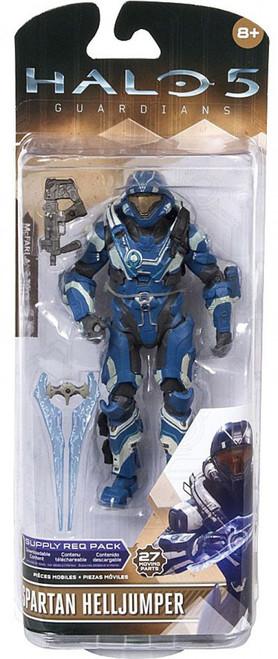 McFarlane Toys Guardians Spartan Helljumper Action Figure