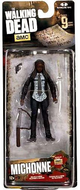 McFarlane Toys The Walking Dead AMC TV Series 9 Constable Michonne Action Figure