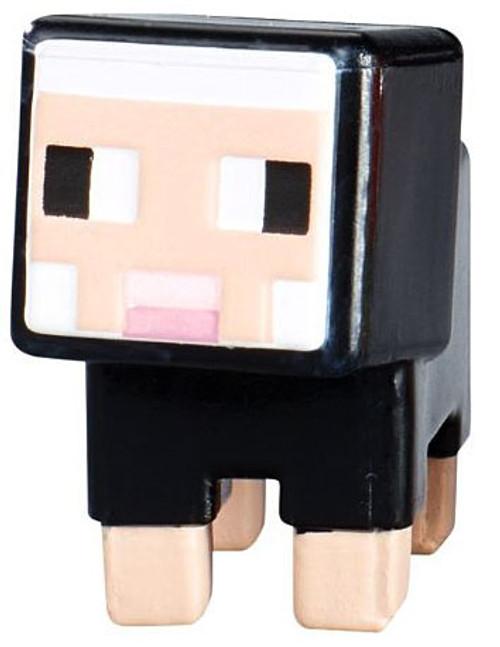 Minecraft Netherrack Series 3 Black Sheep 1-Inch Mini Figure [Loose]
