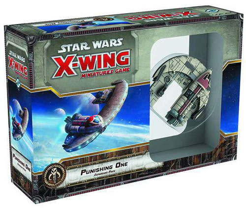 Star Wars X-Wing Miniatures Game Punishing One Expansion Pack
