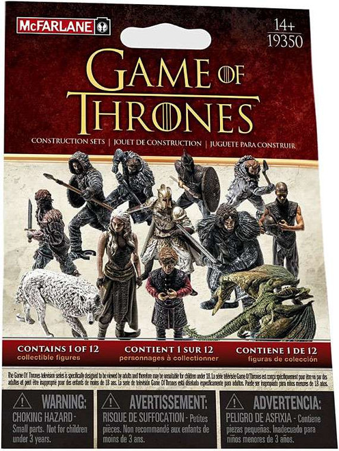McFarlane Toys Game of Thrones Series 1 Mystery Pack #19350