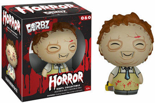 Funko Texas Chainsaw Massacre Dorbz Leatherface Vinyl Figure #060