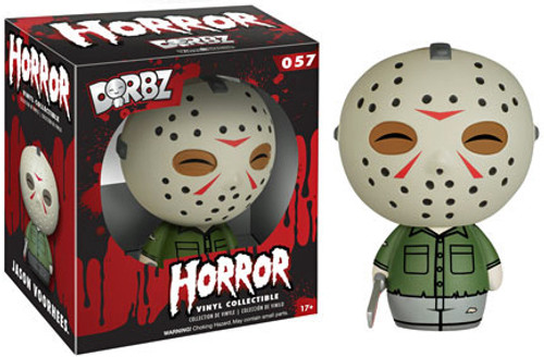 Funko Friday the 13th Dorbz Jason Voorheees Vinyl Figure #057