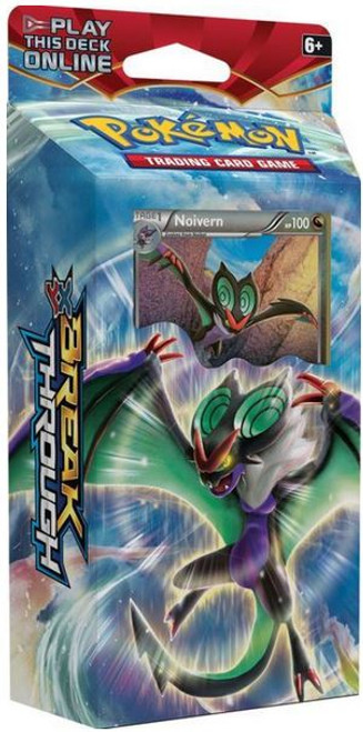 Pokemon Trading Card Game XY BREAKthrough Night Striker Theme Deck [Noivern]