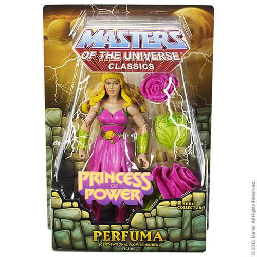 Masters of the Universe Classics Club Eternia Perfuma Action Figure