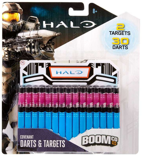 Halo BOOMco. Covenant Darts & Targets Roleplay Toy