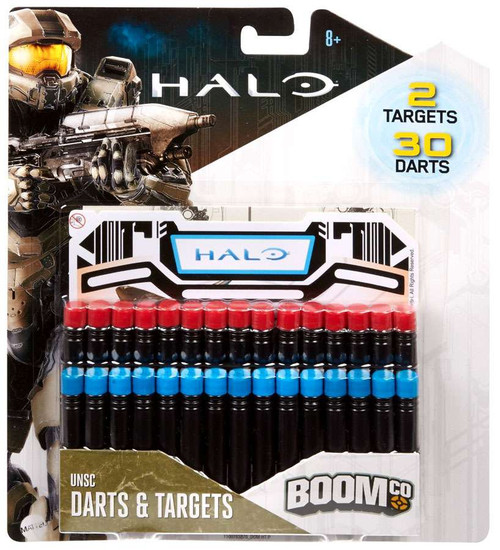 Halo BOOMco. UNSC Darts & Targets Roleplay Toy