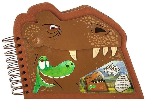 Disney The Good Dinosaur Butch Exclusive Journal