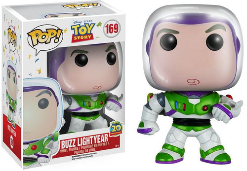 Funko Toy Story POP! Disney Buzz Lightyear Vinyl Figure #169 [20th Anniversary]