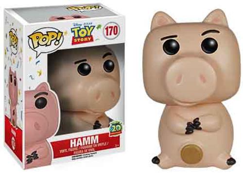 Funko Toy Story POP! Disney Hamm Vinyl Figure #170 [20th Anniversary]