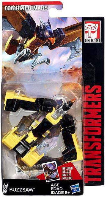 Transformers Generations Combiner Wars Buzzsaw Legend Action Figure