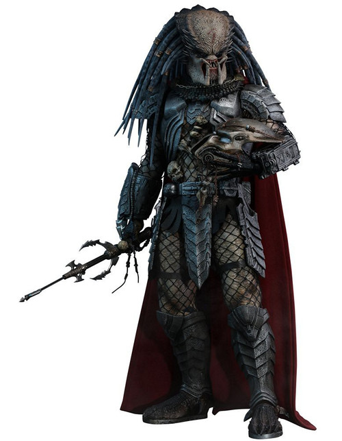 Alien Vs. Predator Movie Masterpiece Elder Predator Collectible Figure [2016 Version]