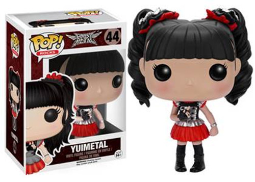 Funko Baby Metal POP! Rocks Yuimetal Vinyl Figure #44