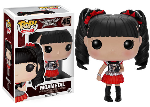 Funko Baby Metal POP! Rocks Moametal Vinyl Figure #45