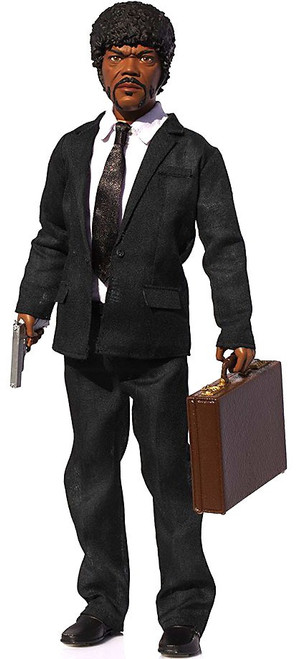 Pulp Fiction Jules Winnfield Action Figure [Explicit Talking]