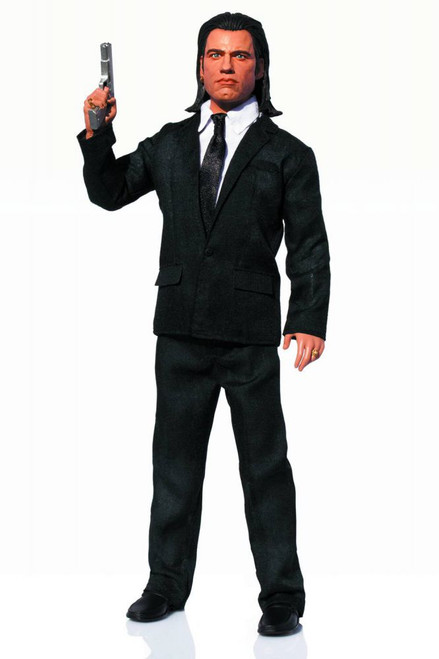 Pulp Fiction Vincent Vega Action Figure [Explicit Talking]
