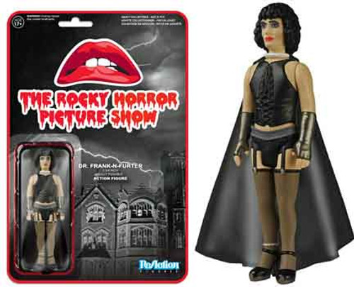 Funko The Rocky Horror Picture Show ReAction Dr. Frank n Furter Action Figure