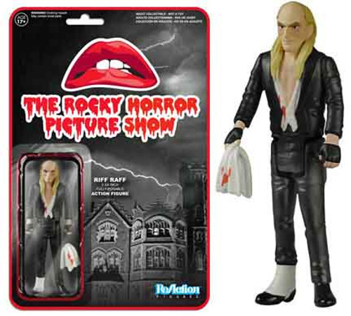 Funko The Rocky Horror Picture Show ReAction Riff Raff Action Figure