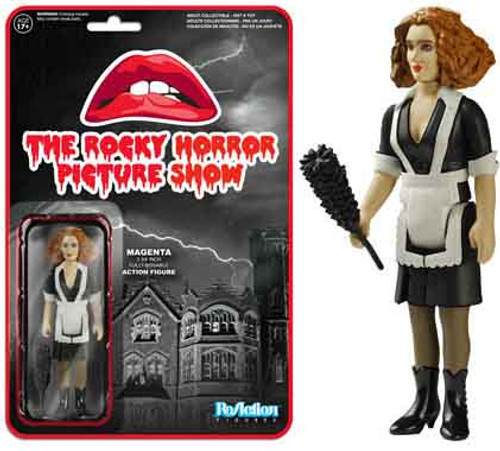 Funko The Rocky Horror Picture Show ReAction Magenta Action Figure