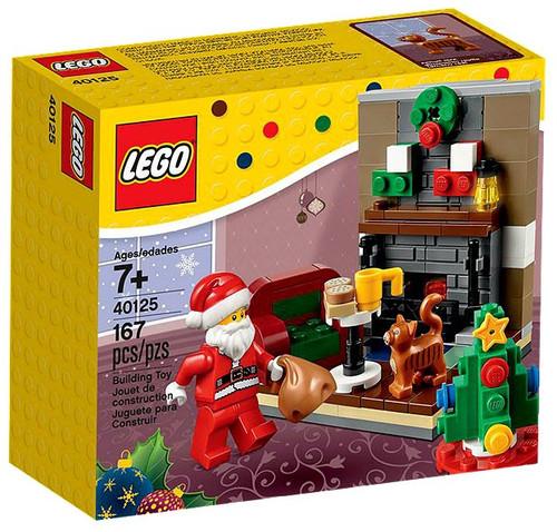 LEGO Santa's Visit Set #40125