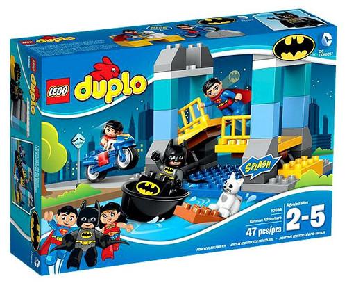 LEGO DUPLO Batman Adventure Set #10599