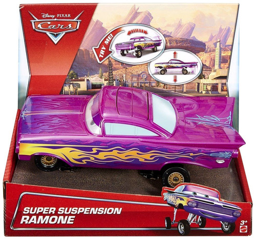 Disney / Pixar Cars Super Suspension Ramone