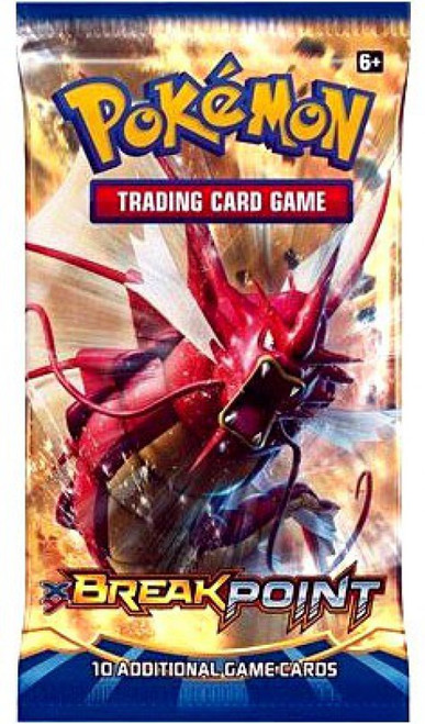 Pokemon Trading Card Game XY BREAKpoint Booster Pack [10 Cards]