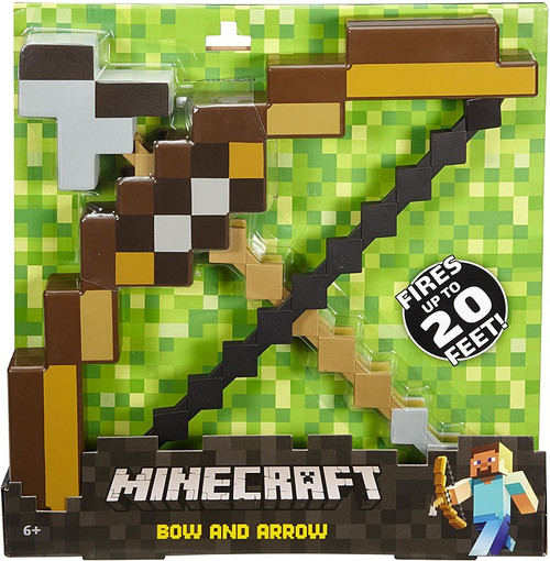 Minecraft Bow & Arrow Roleplay Toy