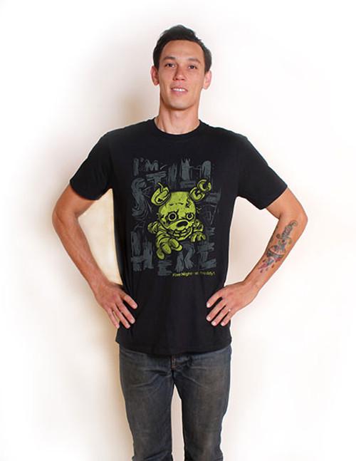Funko Five Nights at Freddy's Springtrap T-Shirt [Youth Medium]