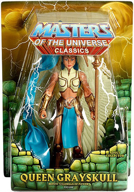 Masters of the Universe Classics Club 200X Queen Grayskull Action Figure